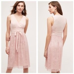 Leifsdottir Pink Lemonade midi dress
